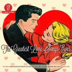 The Greatest Love Songs Ever: The Absolutely Essential Collection - 1