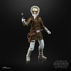 Han Solo (Hoth): Black Series Archive: Star Wars Action Figure - 1