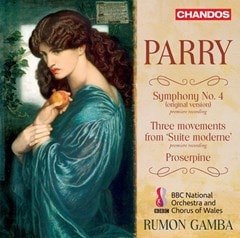 Parry: Symphony No. 4/Three Movements from 'Suite Moderne' - 1
