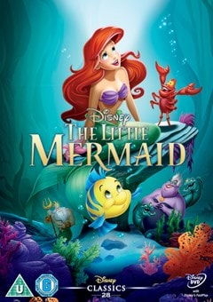 The Little Mermaid (Disney) - 3
