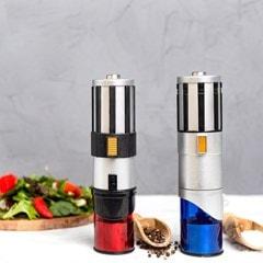 Star Wars Lightsaber Electric Salt & Pepper Mill Grinder - 1