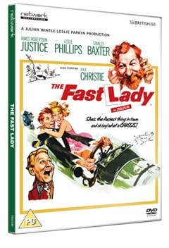 The Fast Lady - 2