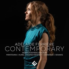 Adelaide Ferriere: Contemporary Works for Percussion... - 1