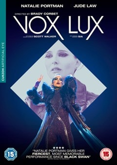 Vox Lux Dvd Free Shipping Over 20 Hmv Store