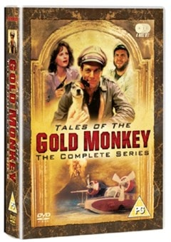 Tales of the Gold Monkey: The Complete Series - 1