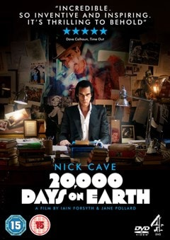 20,000 Days On Earth - 1