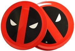 Deadpool: Set Of 4 Melamine Plates - 1