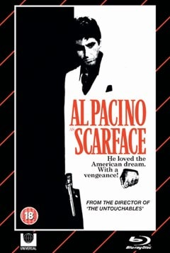 Scarface - VHS Range (hmv Exclusive) - 1