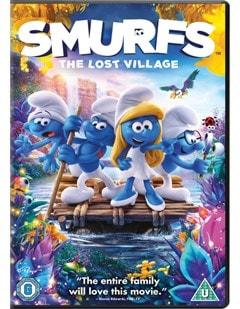 Smurfs - The Lost Village - 1