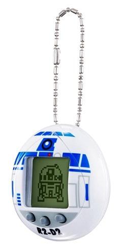 Star Wars: R2-D2: White Tamagotchi - 3