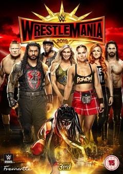 WWE: Wrestlemania 35 - 1
