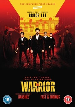 Warrior: The Complete First Season - 1