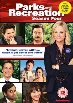 Parks and Recreation: Season Four - 1
