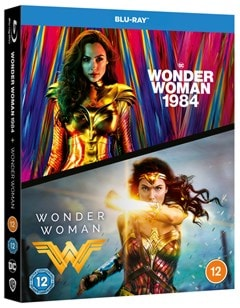 Wonder Woman/Wonder Woman 1984 - 2