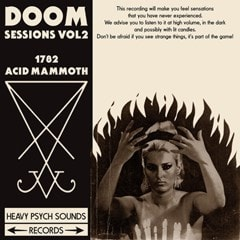 Doom Sessions: 1982/Acid Mammoth - Volume 2 - 1
