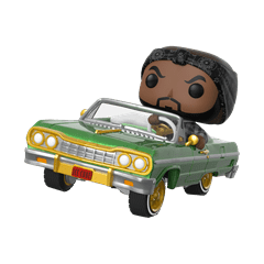 Ice Cube with Impala (81) Pop Vinyl Rides - 1