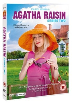Agatha Raisin: Series Two - 2