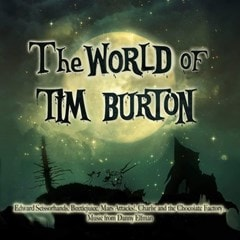 The World of Tim Burton - 1
