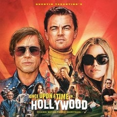 Once Upon a Time in Hollywood: Limited Edition Translucent Orange Vinyl - 1