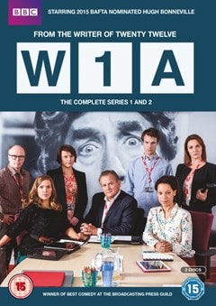 W1A: The Complete Series 1 and 2 - 1