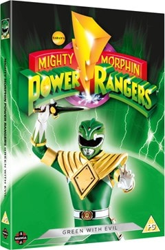 Power Rangers: Green With Evil - 2