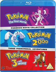 Pokemon Movie Collection - 1