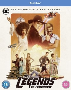 DC's Legends of Tomorrow: The Complete Fifth Season - 1
