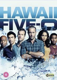 Hawaii Five-0: The Tenth Season - 1
