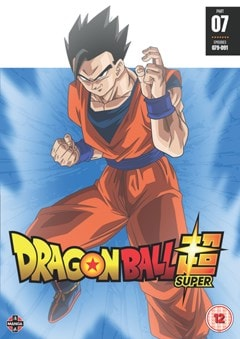 Dragon Ball Super: Part 7 - 1