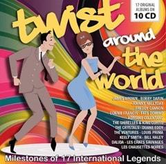 Twist Around the World - 1