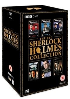 The BBC Sherlock Holmes Collection - 1
