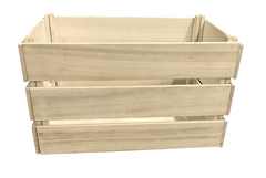 Cherrybomb Mastercrate Wooden LP Storage Crate - 1