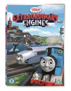 Thomas & Friends: Extraordinary Engines - 2