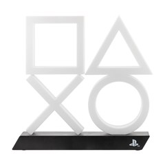 PS5 XL Playstation Icons Light - 4