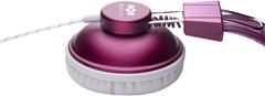 House Of Marley Positive Vibration Purple Headphones W/Mic (hmv Exclusive) - 4