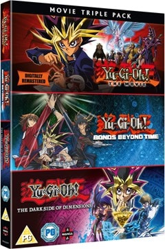 Yu Gi Oh!: The Movie Collection - 2
