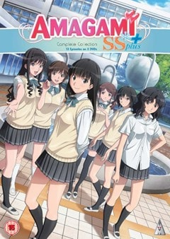 Amagami SS Plus: Complete Collection - 1