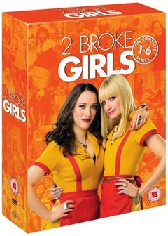 2 Broke Girls: The Complete Series 1-6 - 2