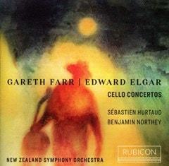 Gareth Farr/Edward Elgar: Cello Concertos - 1