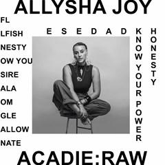 Acadie : Raw - 1