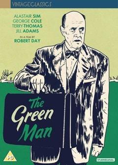 The Green Man - 1