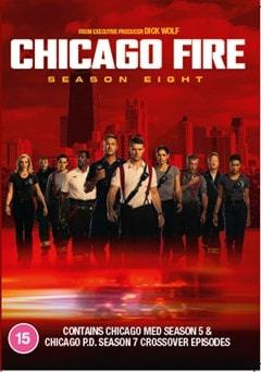 Chicago Fire: Season Eight - 1