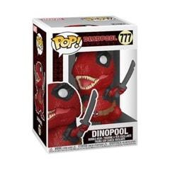 Dinopool (777) Deadpool 30th Marvel Pop Vinyl - 2