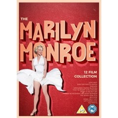 Marilyn Monroe: The 12 Film Collection (hmv Exclusive) - 3