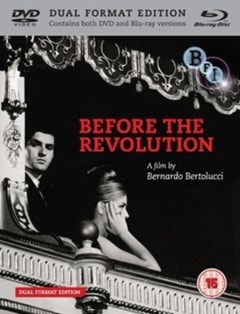 Before the Revolution - 1
