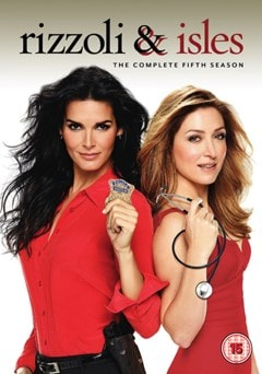 Rizzoli & Isles: The Complete Fifth Season - 1