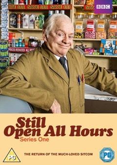 Still Open All Hours - 1