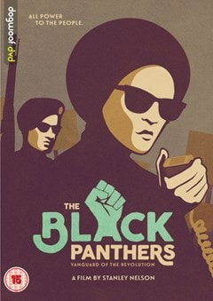 The Black Panthers - Vanguard of the Revolution - 1
