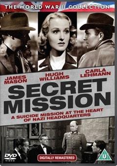 Secret Mission - 1