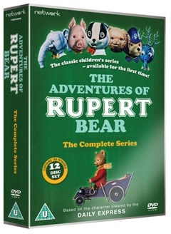 The Adventures of Rupert Bear: The Complete Series - 2